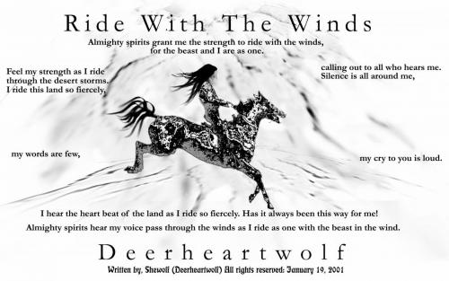 RIDE WITH THE WINDS5 HR Flattend